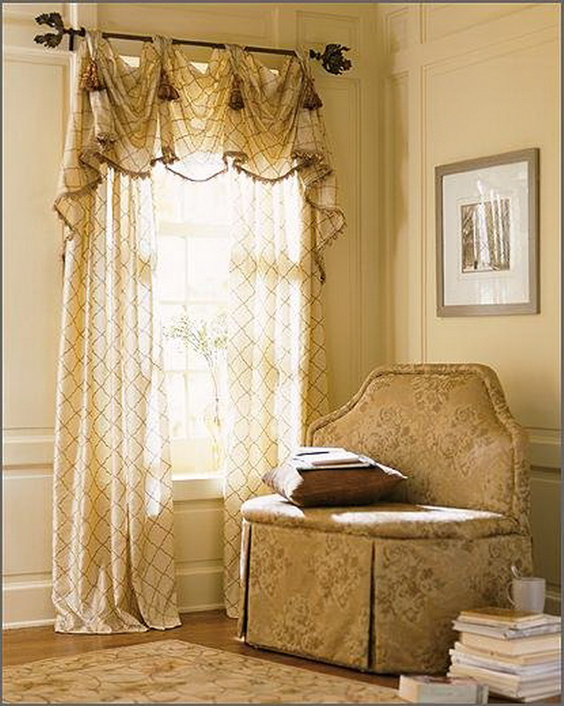 window curtain ideas for living room. Living room curtains  25 methods to add a taste of royalty your living Hawk Haven