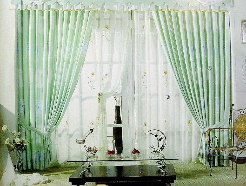 Living Room Curtains U2013 25 Methods To Add A Taste Of Royalty To Your Living  Room