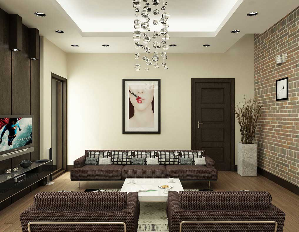 Living room decor - 36 different ways to decorate a living room in ...