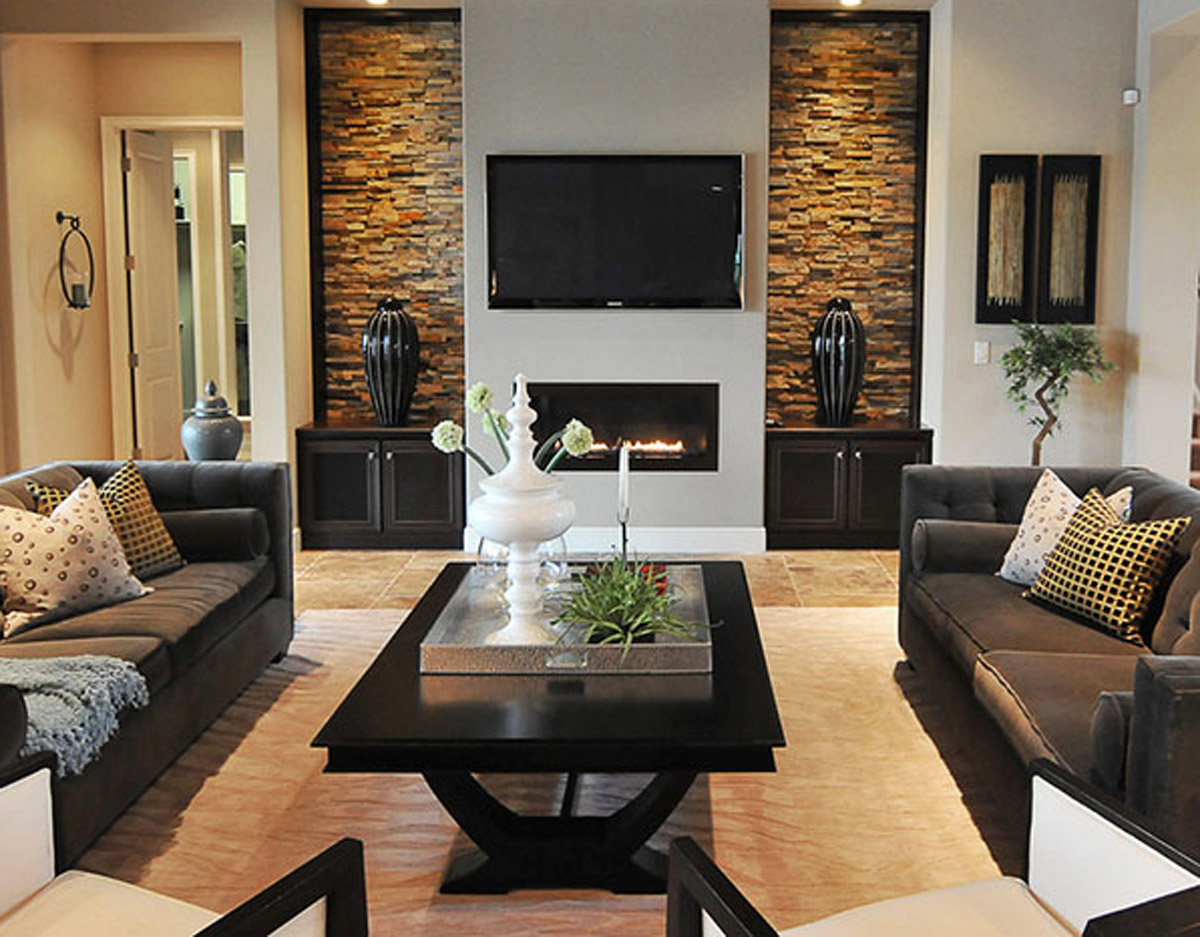 living room decor - 36 different ways to decorate a living room in