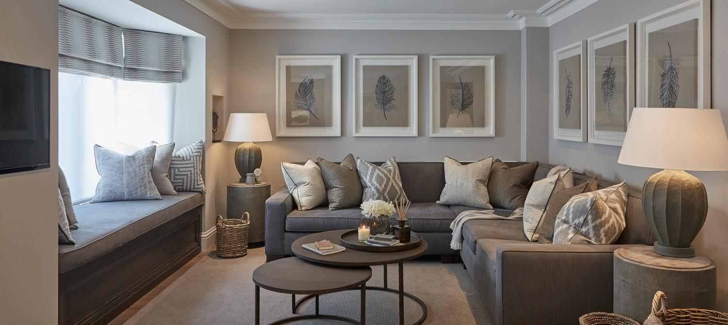 Living room ideas - 38 decorating tips to improve the appearance of ...