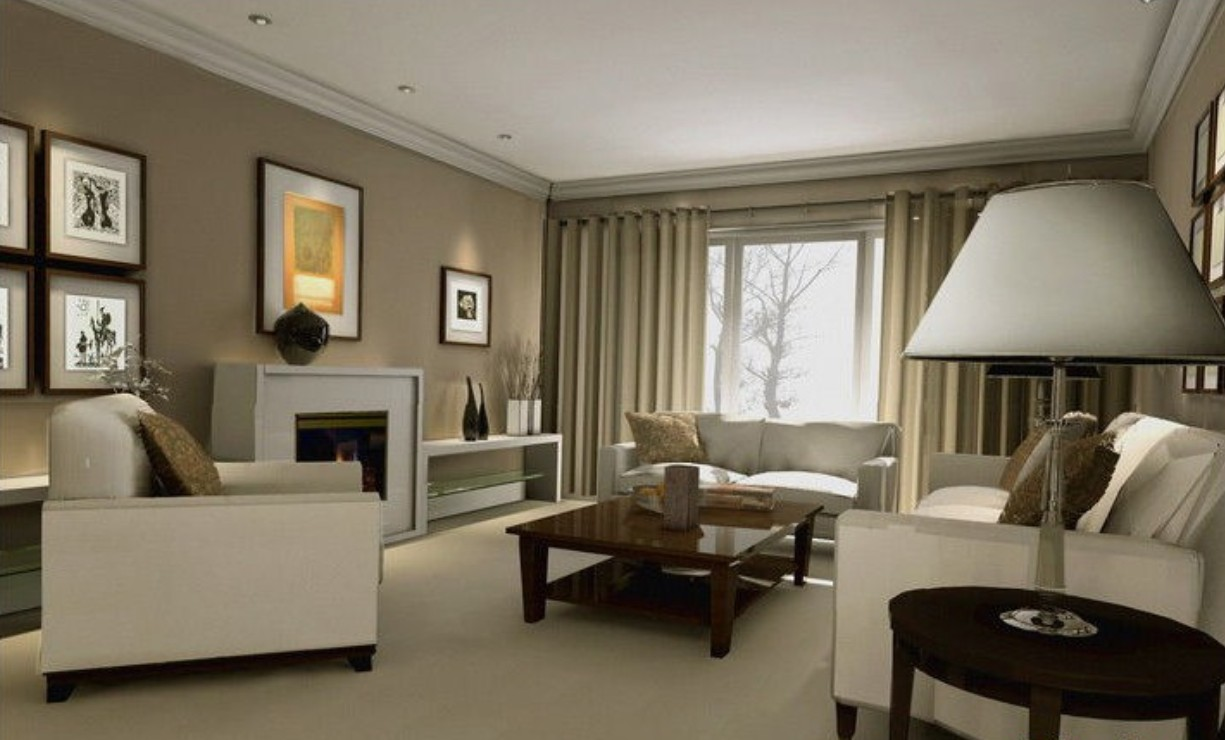Living room ideas - 38 decorating tips to improve the appearance ...