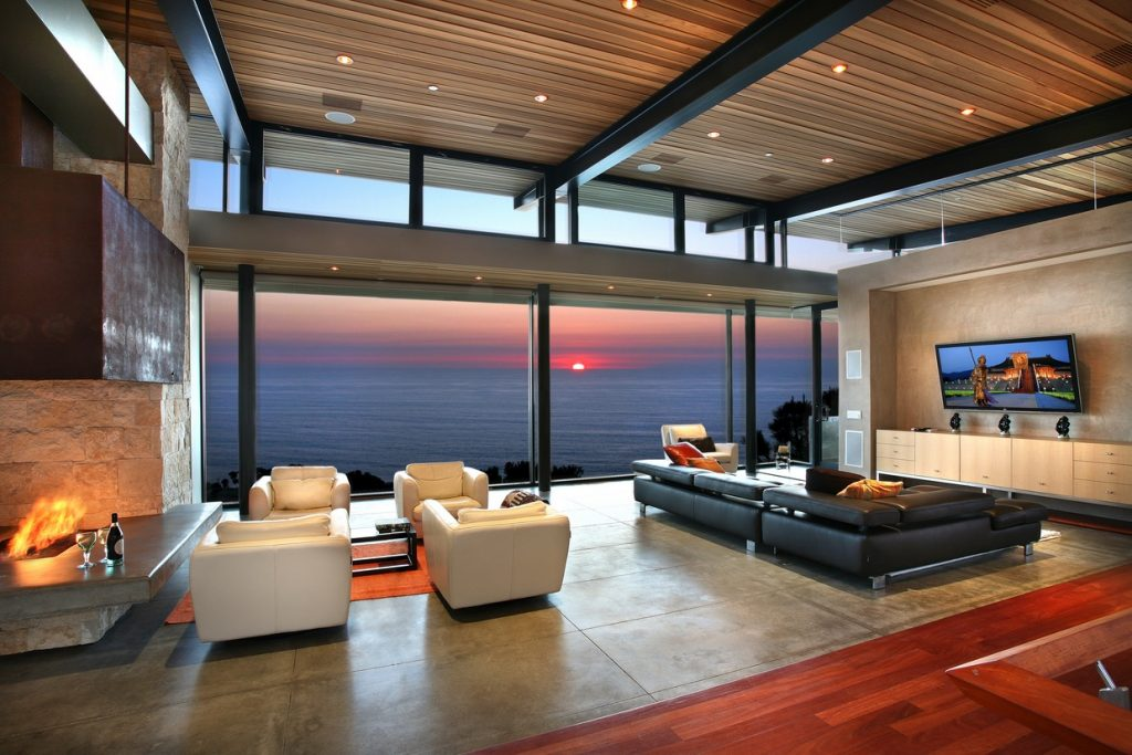 40 Secrets of Modern Living Room