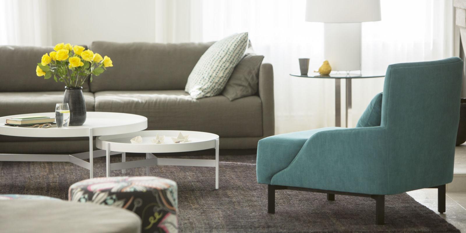 40 secrets of modern living room hawk haven - Secret keys contemporary living room design ...