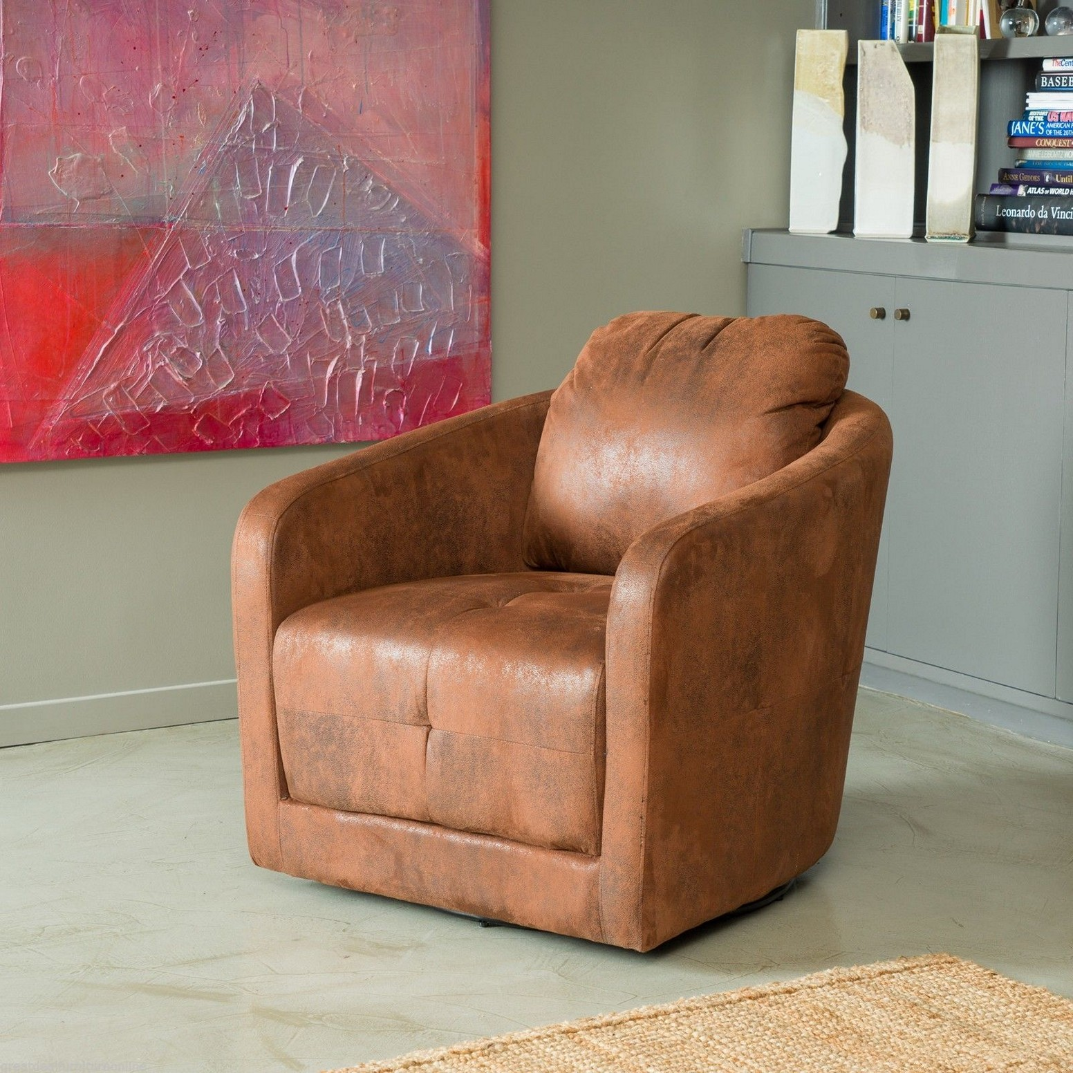 TOP 22 Swivel chairs for living room of 2017 | Hawk Haven