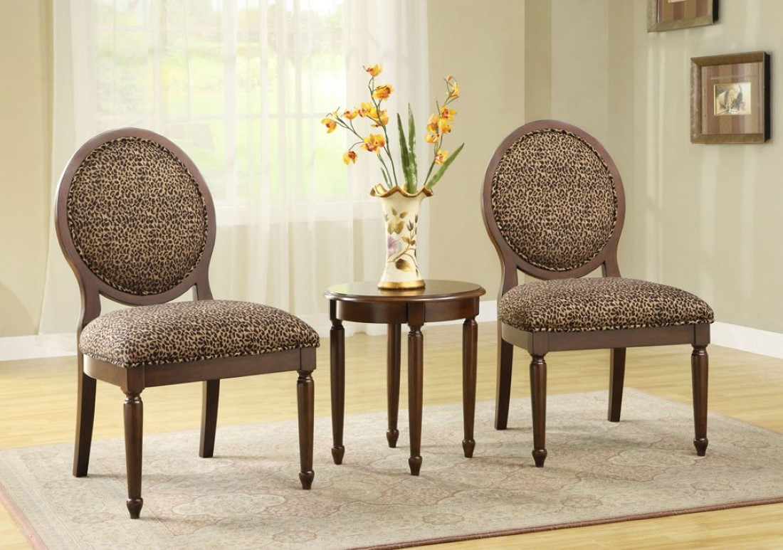 Accent furniture for living room home design for Living rooms with accent chairs