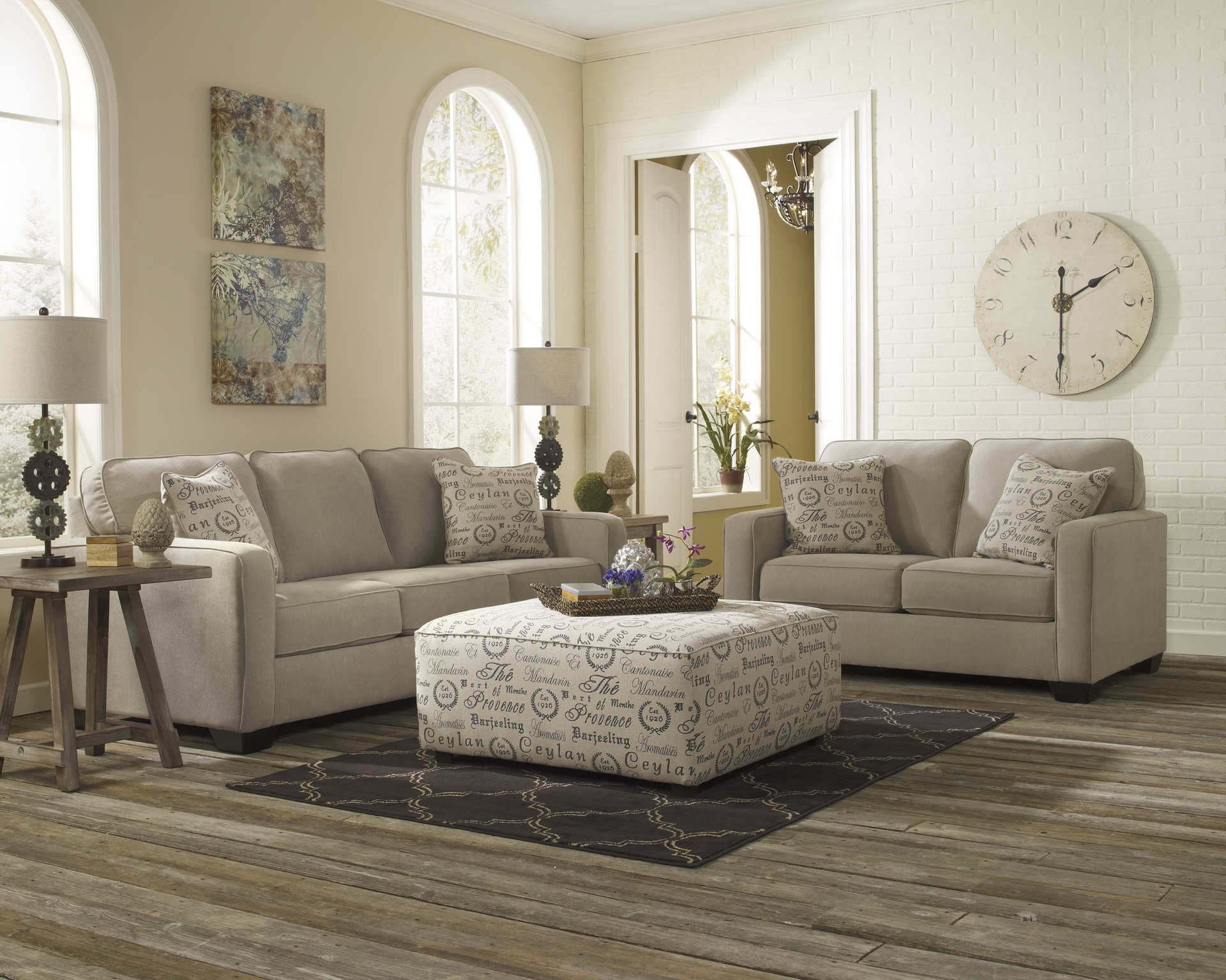 living for your with reclining sofa ashley furniture sets cupboard luxury room ideas