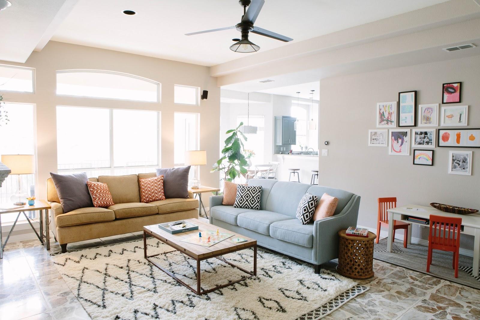 51 Desing Of Beautiful Living Rooms