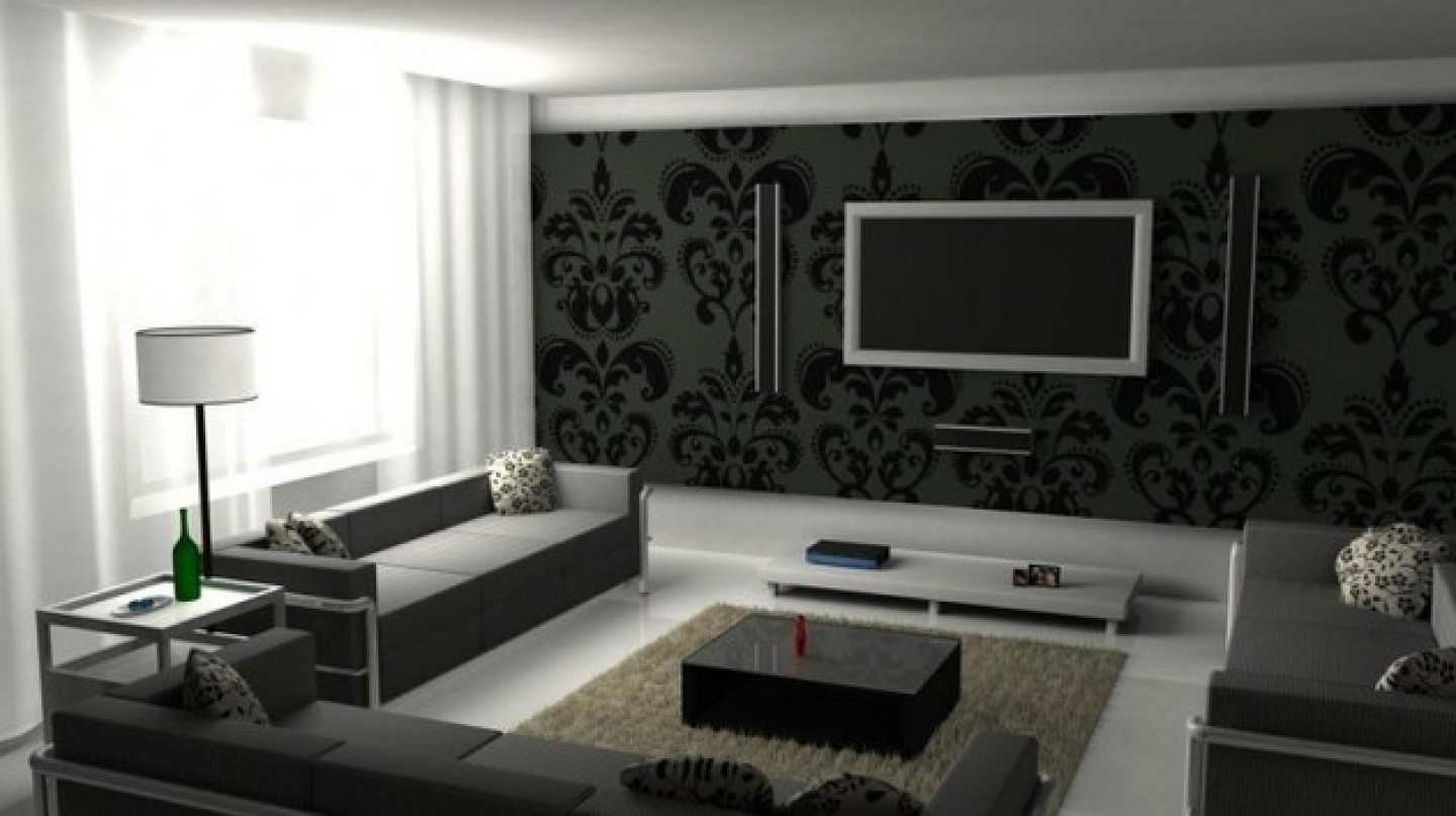 Best Black And White Living Rooms Ideas Images - Grey and white living room