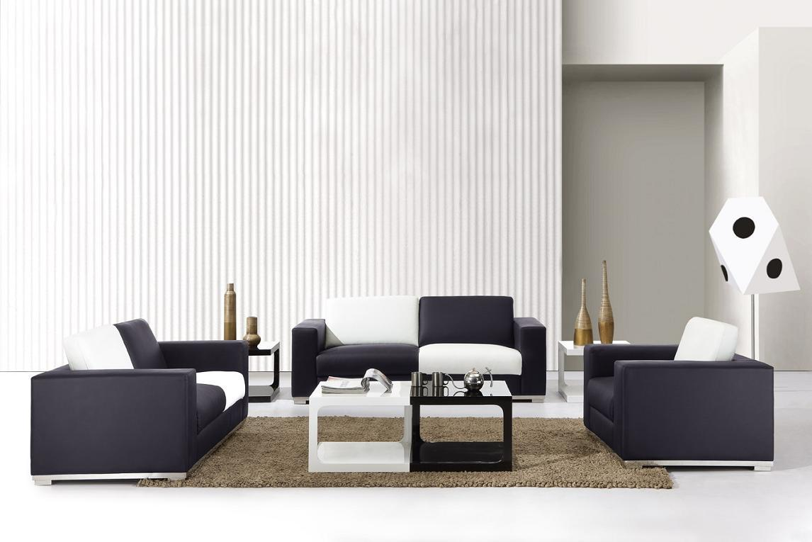 black living room chair black and white living room furniture 12688