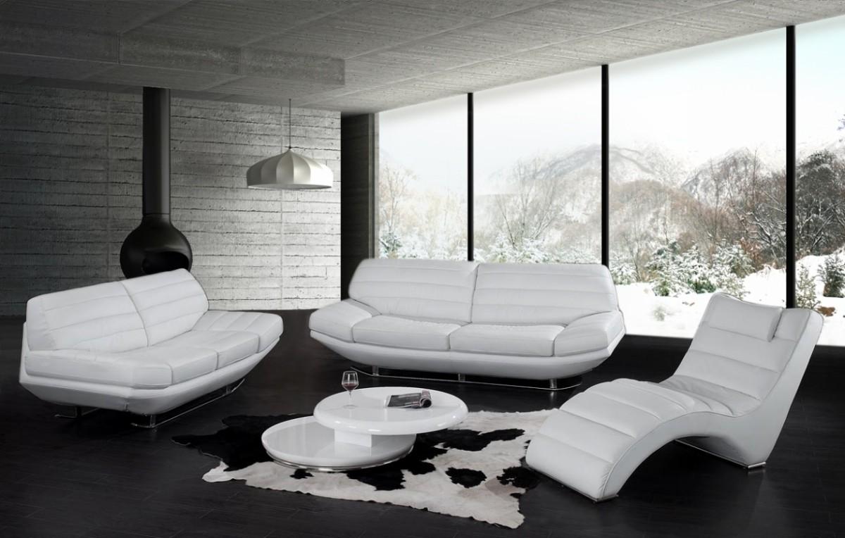 Modern Living Room Furniture White Centerfieldbarcom
