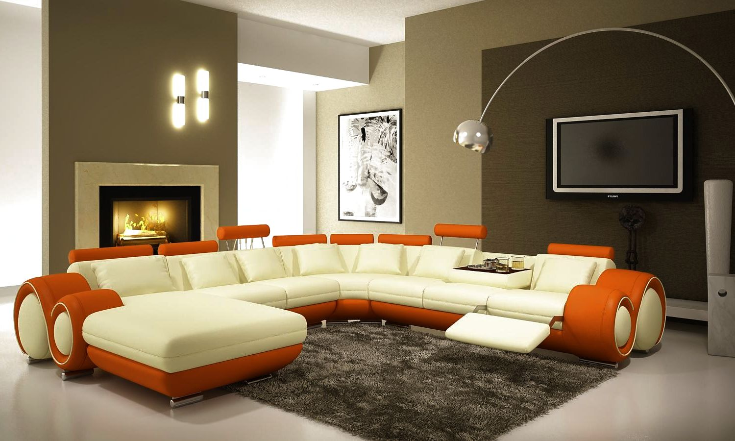 32 things you need to know about contemporary living room for Modern drawing room furniture
