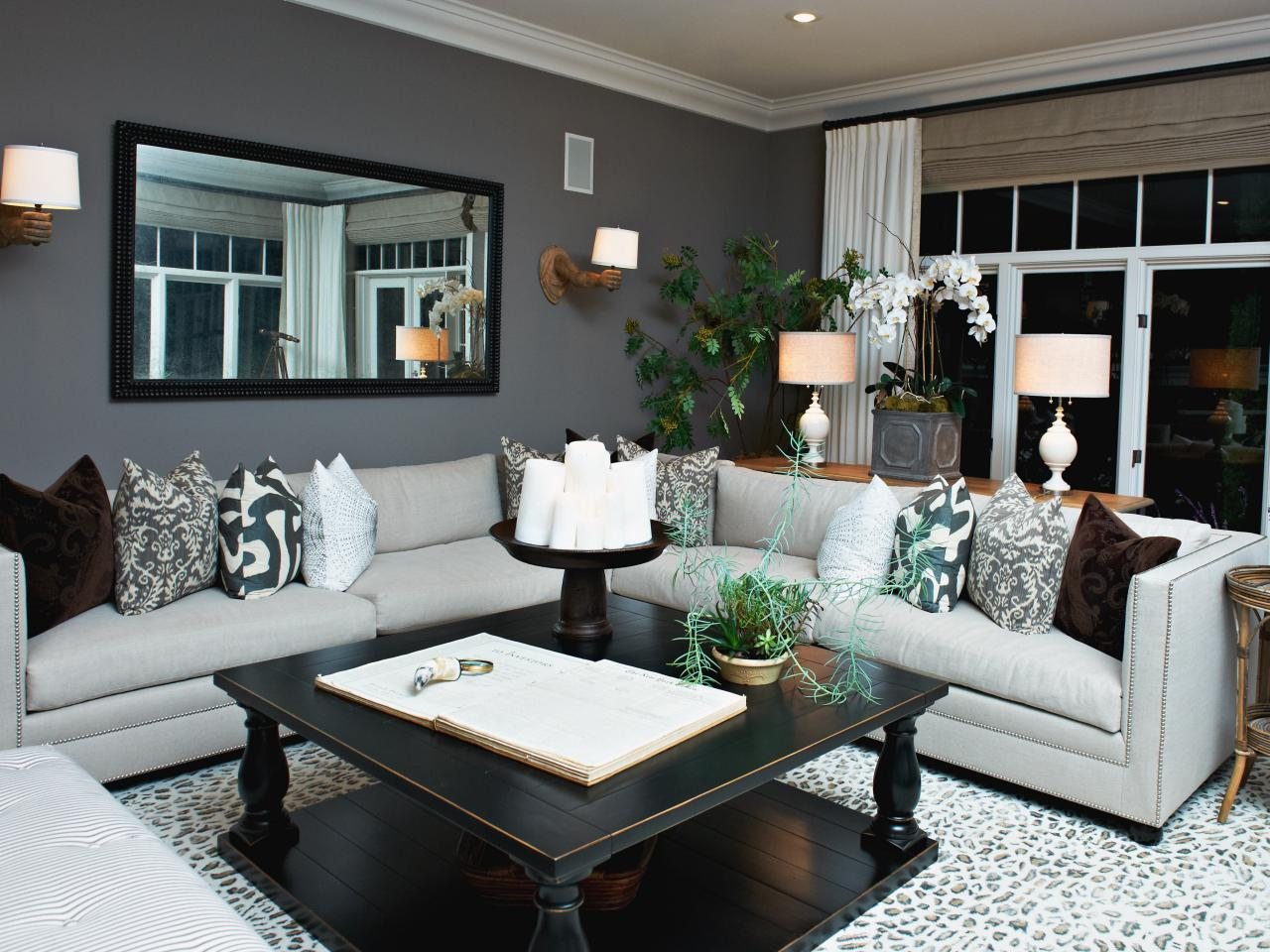 Why Grey Color For Your Living Room