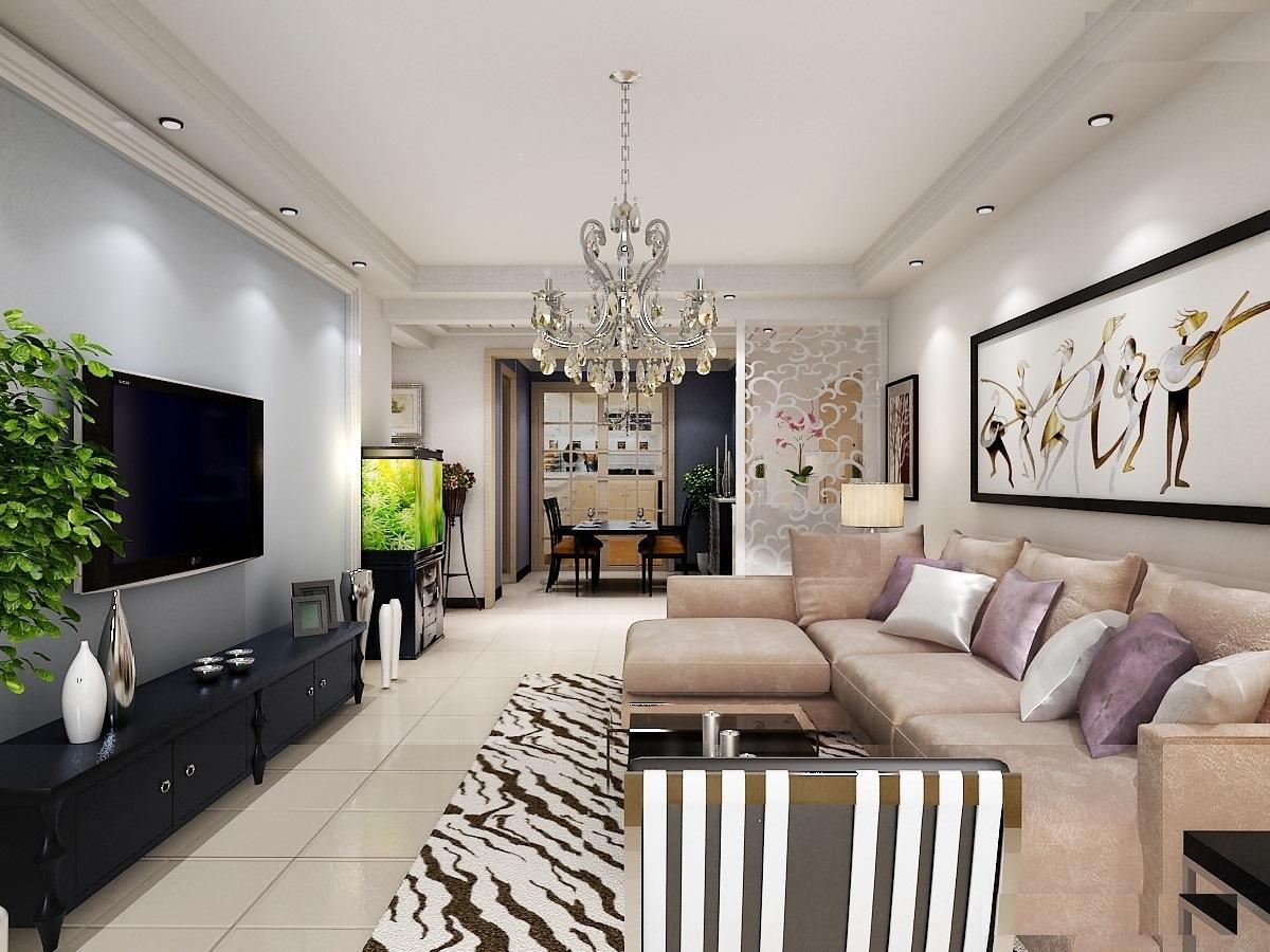 Appealing Industrial Loft Style Living Room