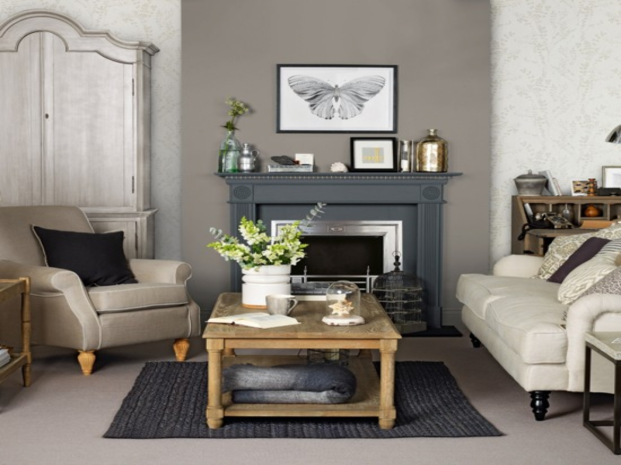 Hausratversicherungkosten Best Ideas Enchanting Gray Brown Living Room Collection 6298