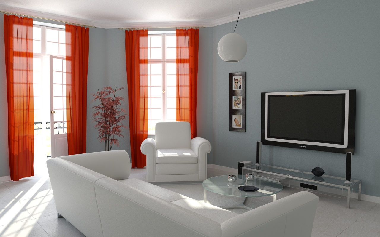 70 Living room design ideas to create an appealing atmosphere | Hawk ...