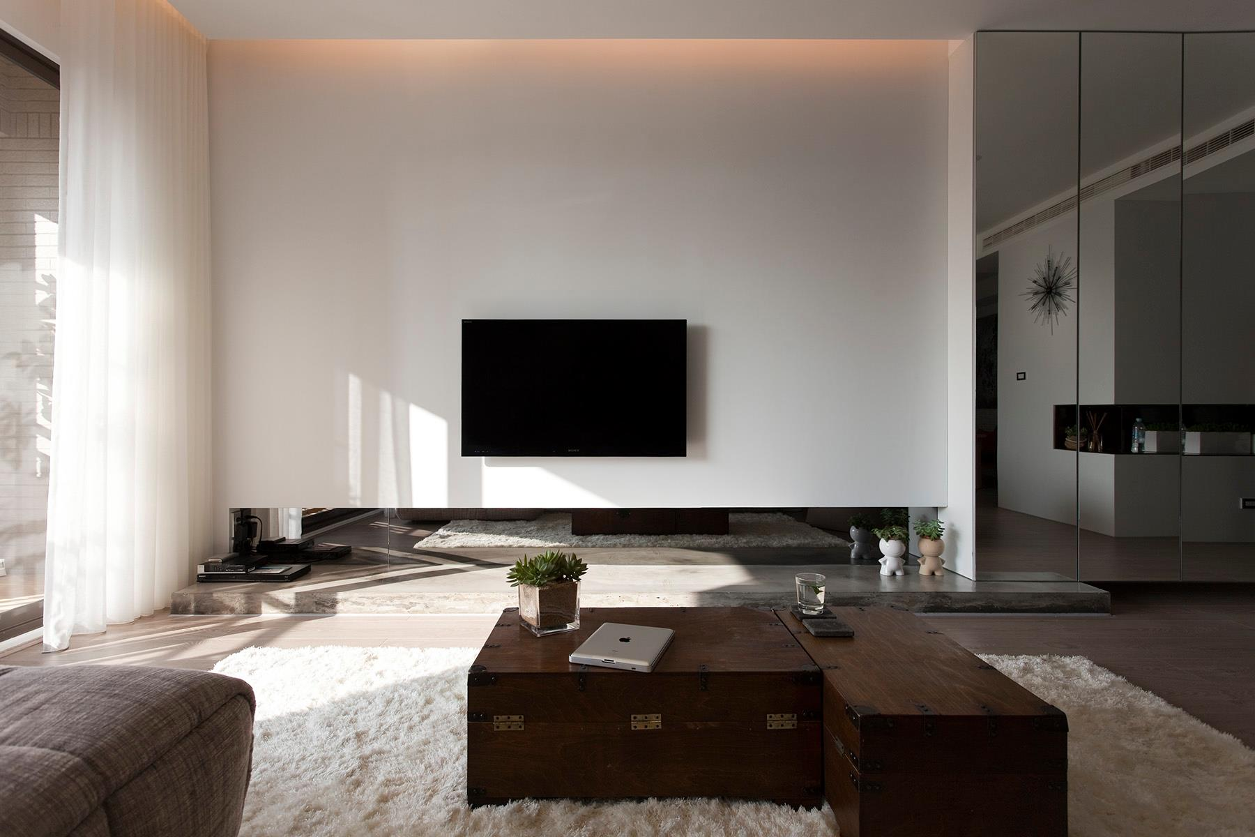 70 Living room design ideas to create an appealing atmosphere ...