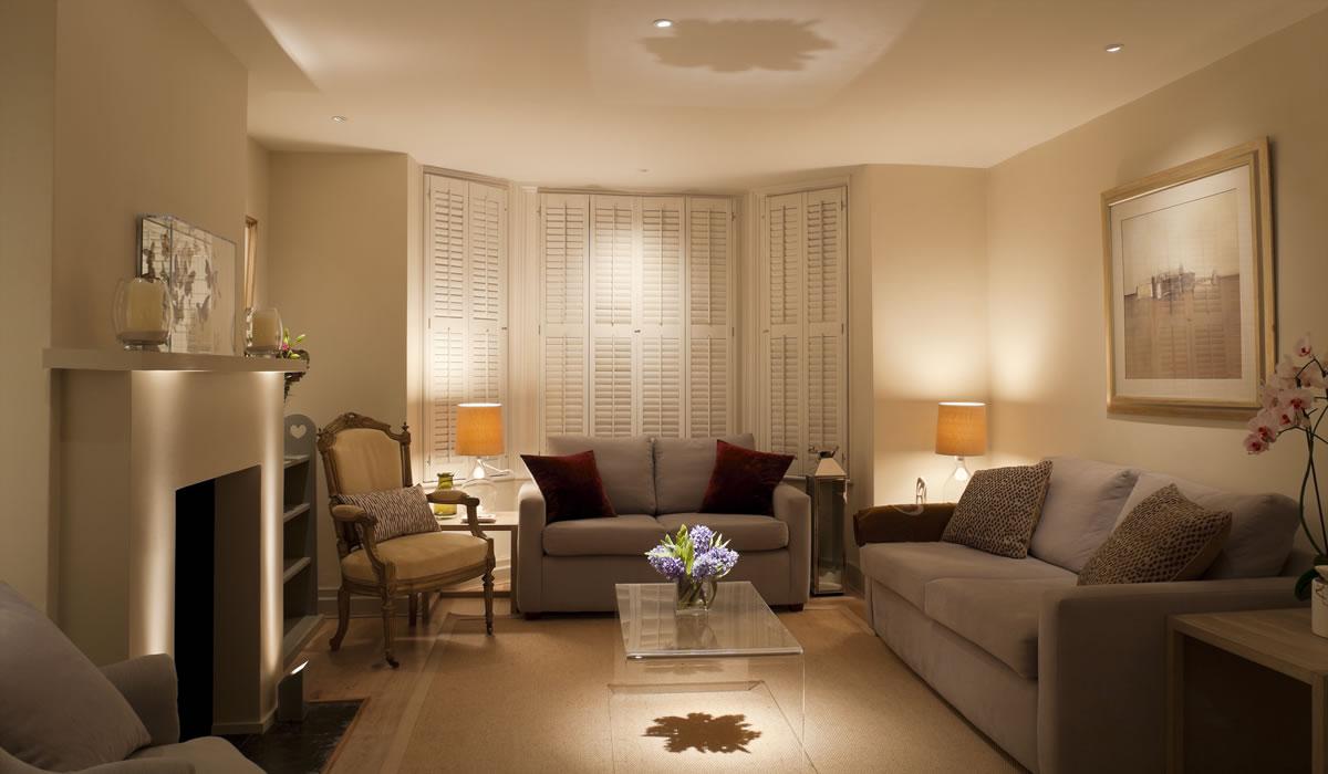Living Room Lighting U2013 28 Ways To Light Up Your Room!