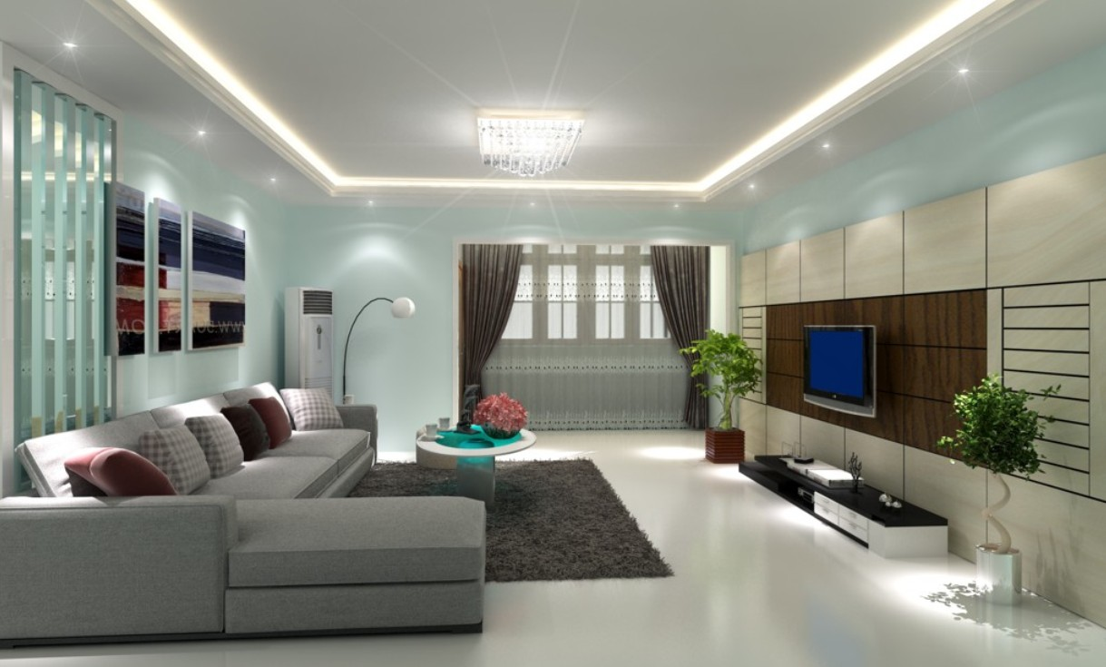 Paint Designs For Living Room