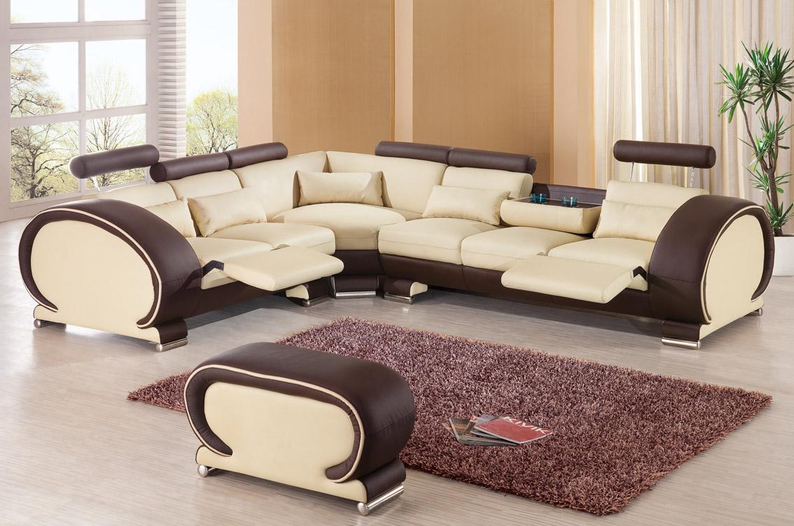 Attractive Living Room Sectionals U2013 22 Modern And Stylish Sectional Sofas For Your  Living Rooms Part 12