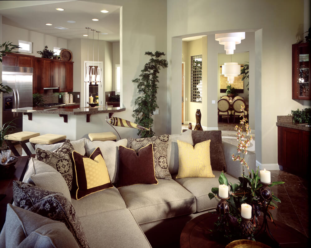 Living room sectionals - 22 Modern and Stylish Sectional Sofas for ...