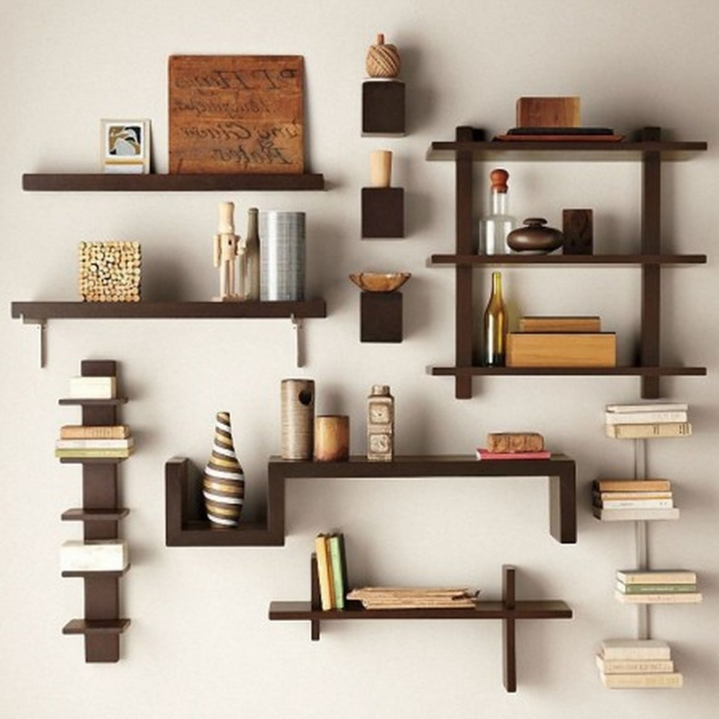 To Decorate Your Living Room Wall Racks Designs For Living Rooms