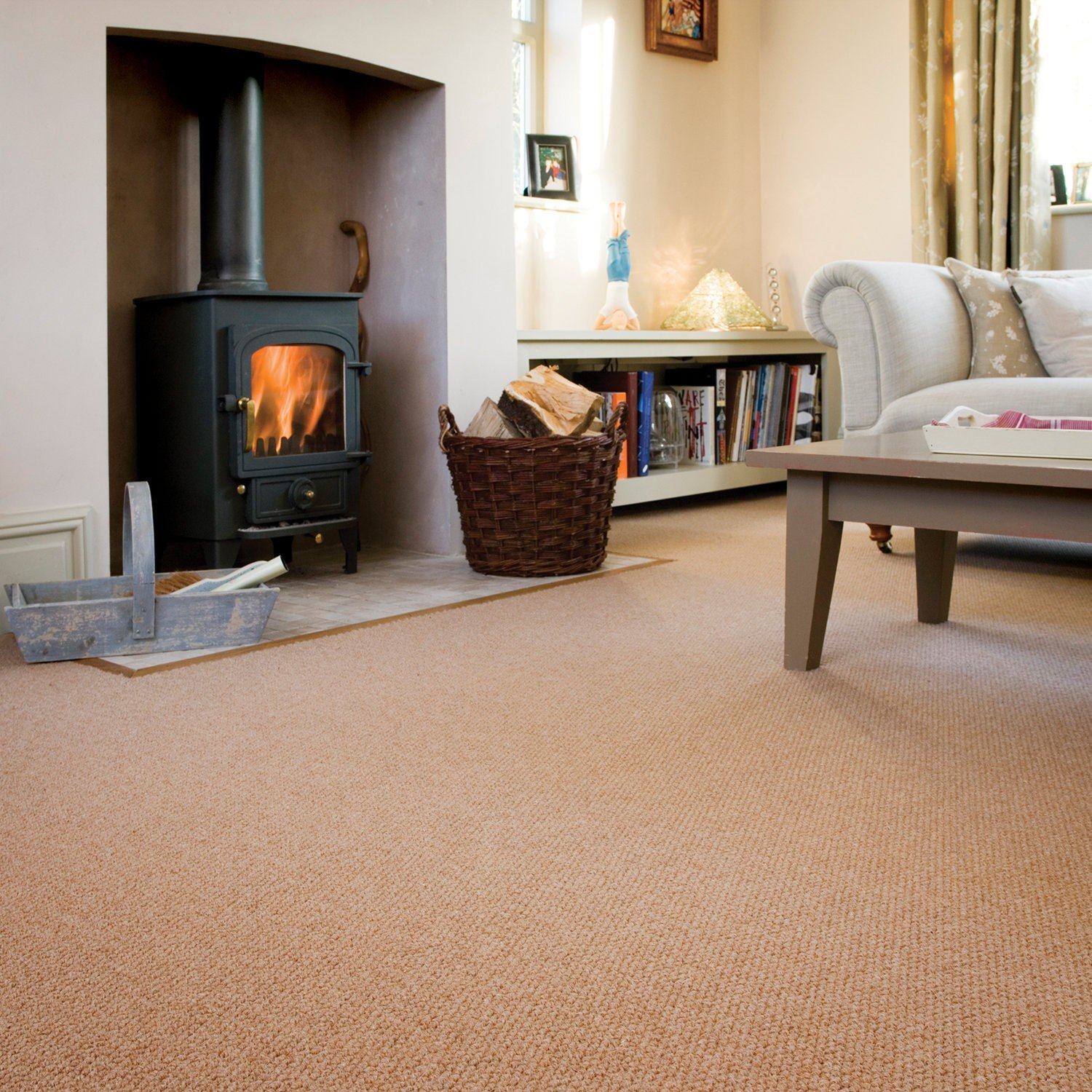 How Much To Carpet A Living Room