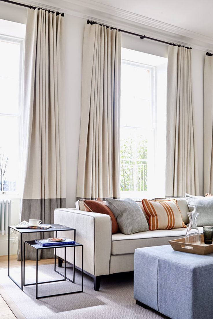 Drapes for living room 35 methods to make your room seem