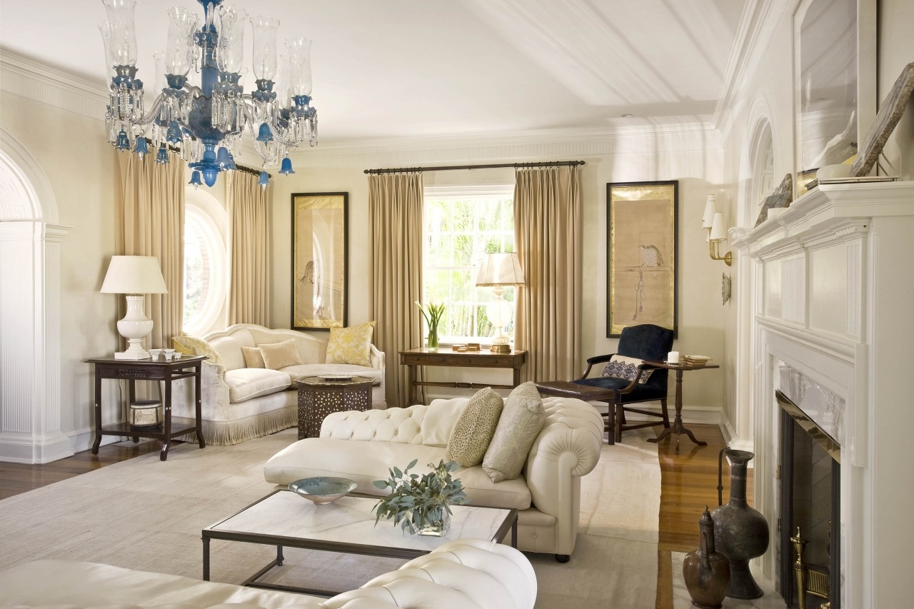 30 Ideas To Equip The Formal Living Room
