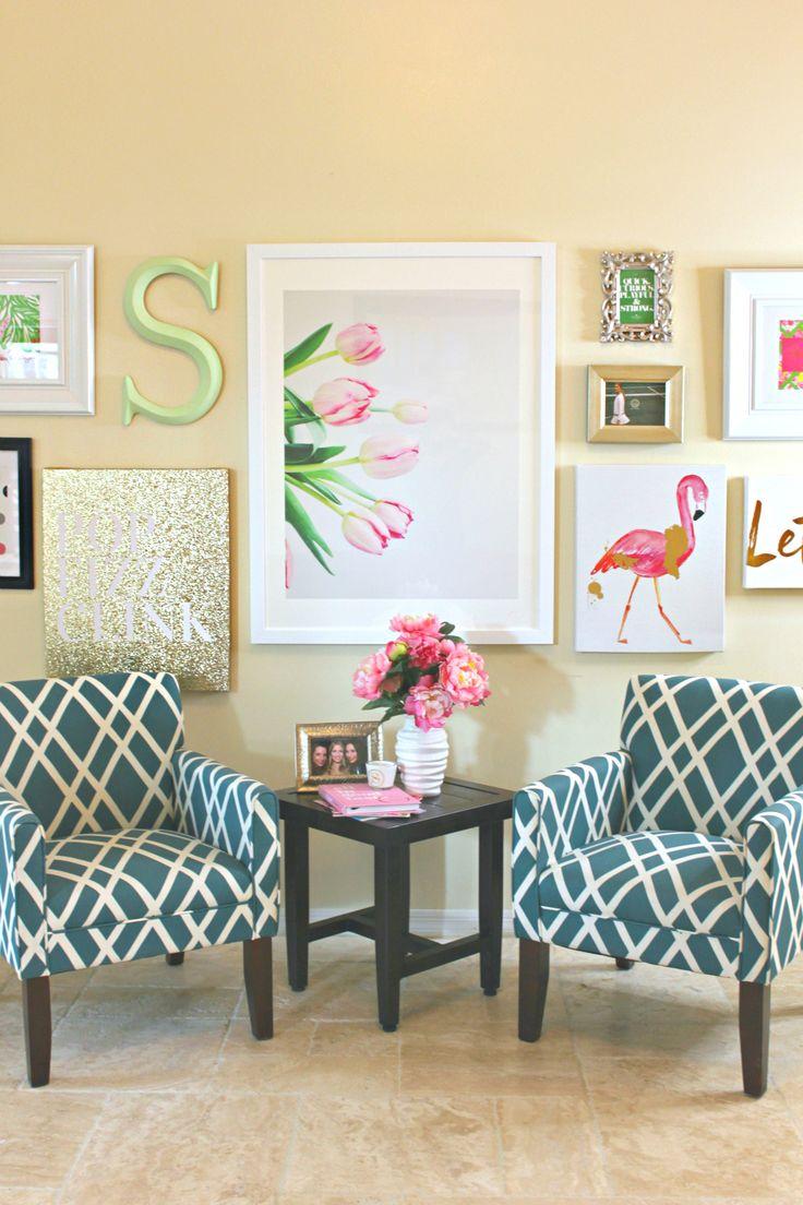 Living room art - 20 methods to make a bare room pop   Hawk Haven