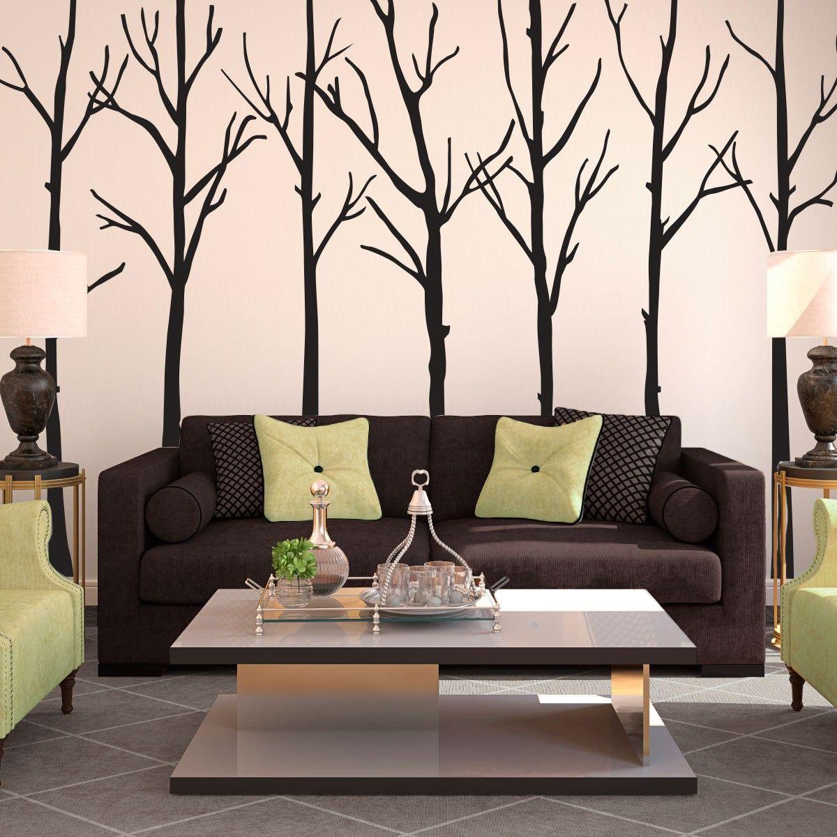 Living room art - 20 methods to make a bare room pop ...