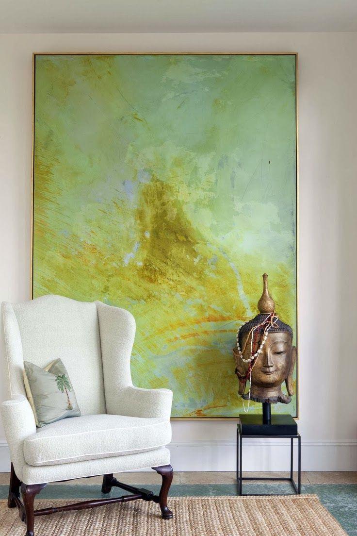 Living Room Art 20 Methods To Make A Bare Pop