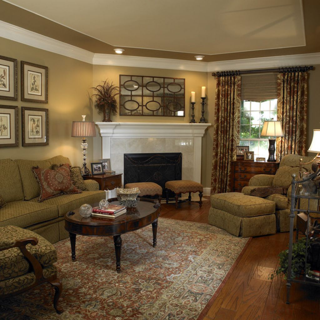 33 Traditional Living Room Design: Make Your Home, Feel Like Home