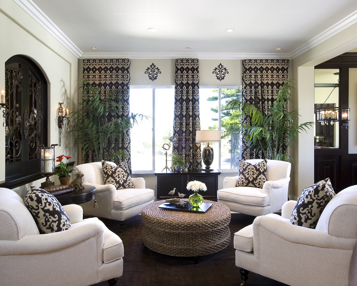 Make Your Home, Feel Like Home   TOP 25 Traditional Living Rooms Of 2017 |  Hawk Haven