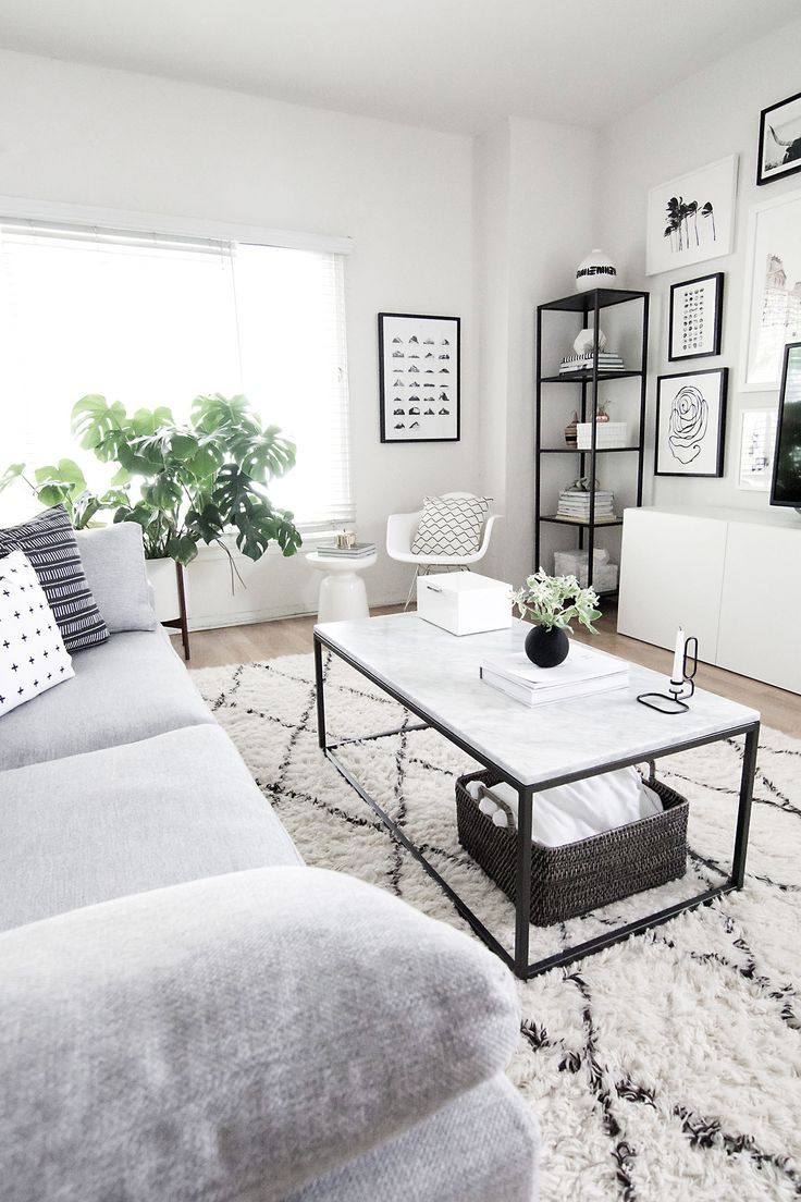 White living room - 25 ways to gateway into your lifestyle and ...