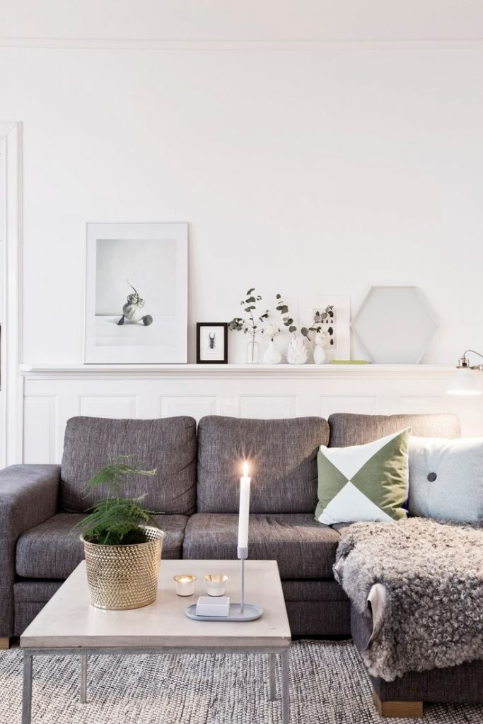 White living room – 25 ways to gateway into your lifestyle and personality