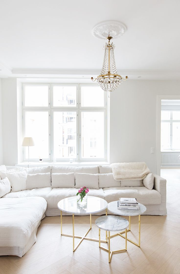 White Living Room   25 Ways To Gateway Into Your Lifestyle And Personality  | Hawk Haven