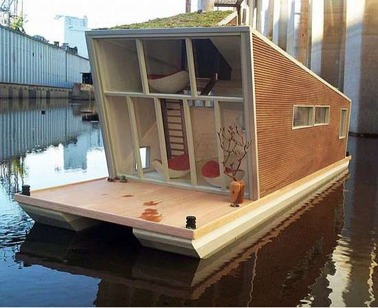 Eco House Boat