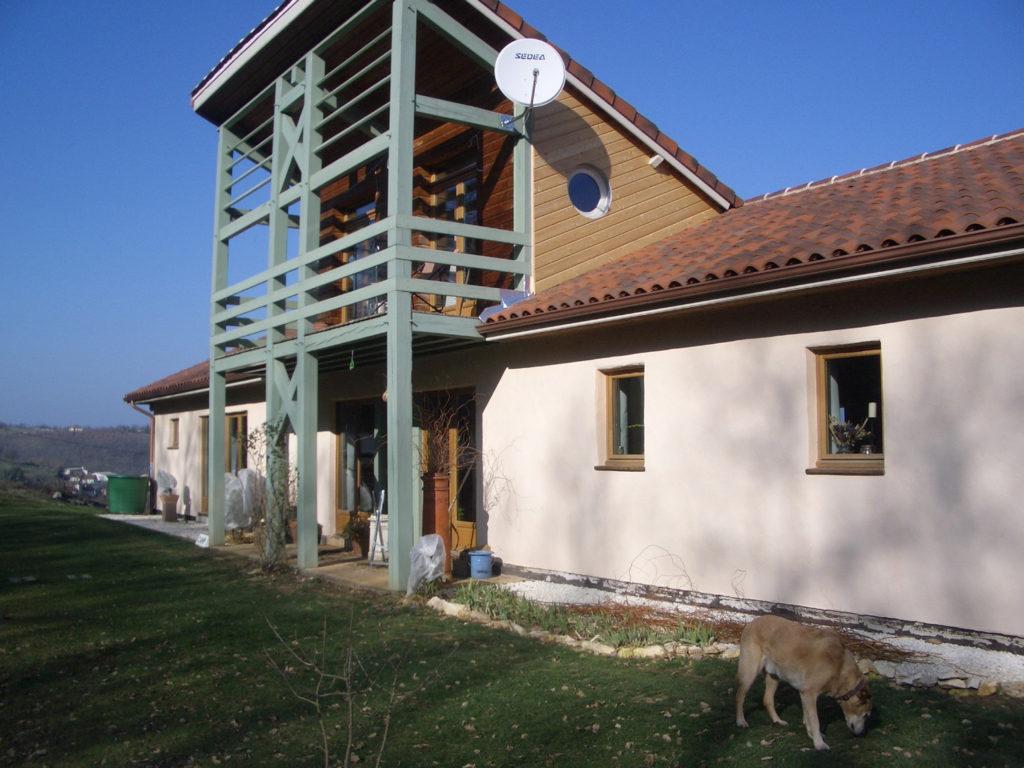 Grand Designs Eco House France | Hawk Haven