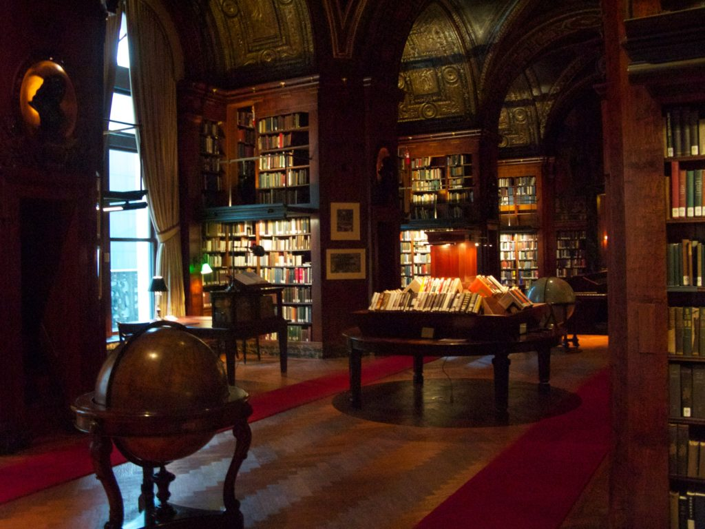 Private Library San Francisco