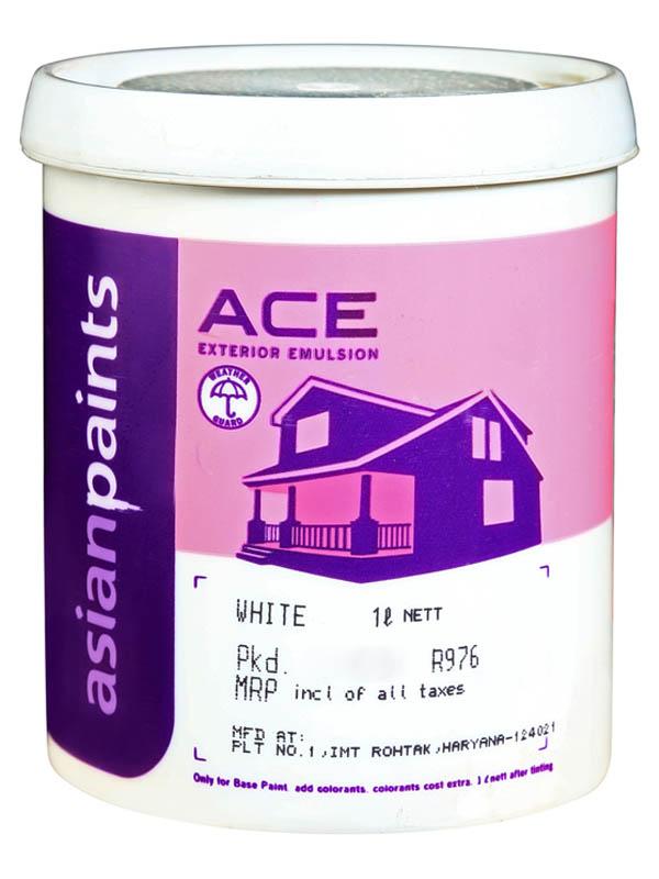 Asian paints ace colour shades