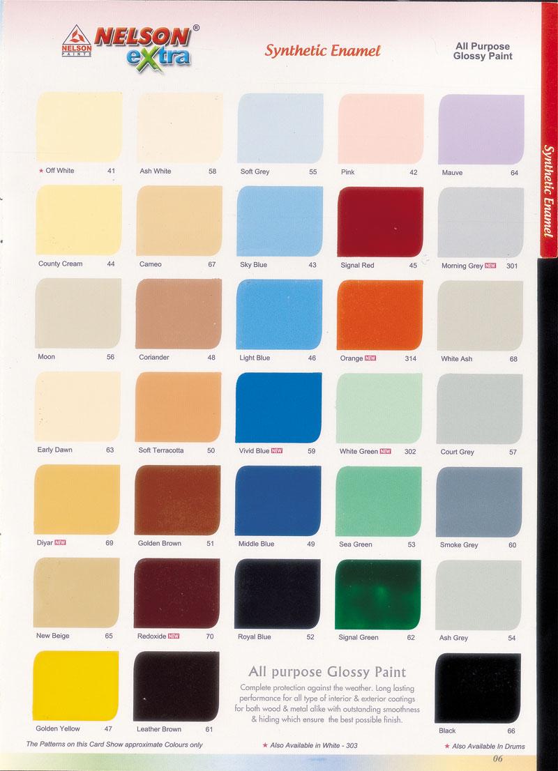 Asian Paints Apex Colour Shade Card Hawk Haven