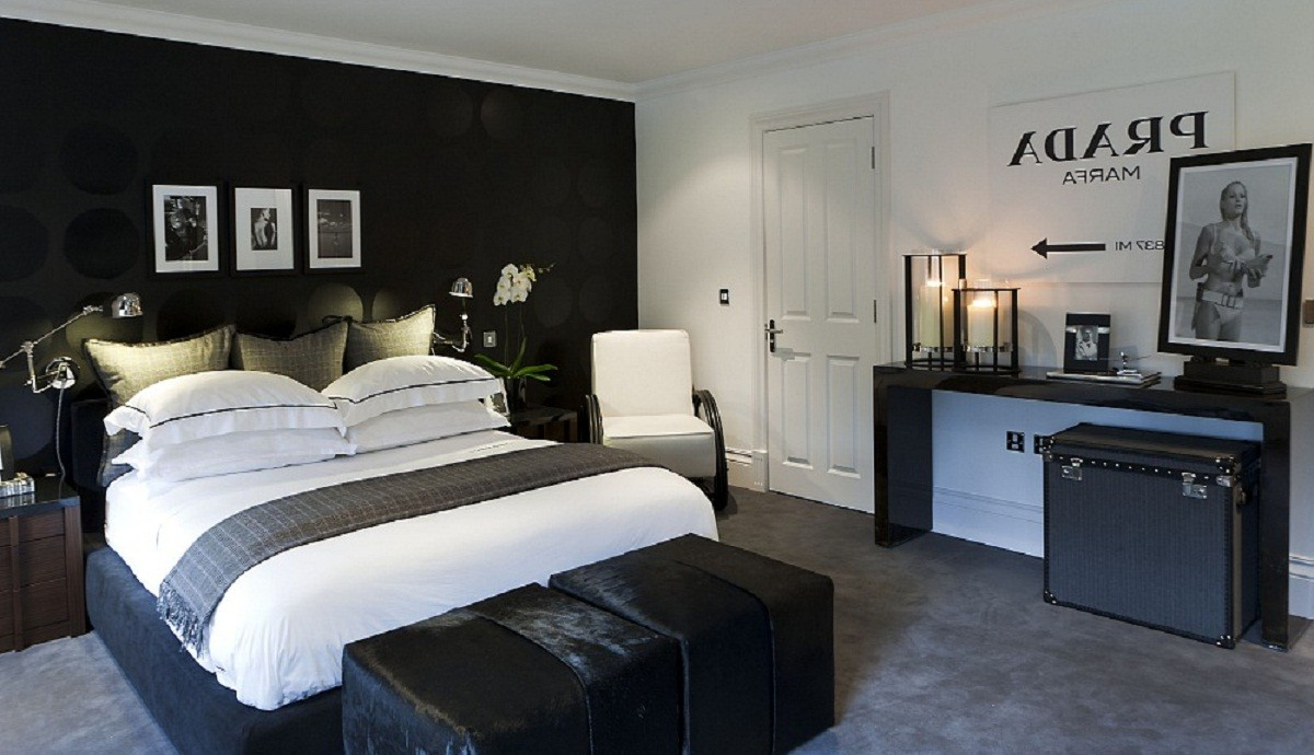 stunning men bedroom ideas | Bedroom furniture ideas for men | Hawk Haven