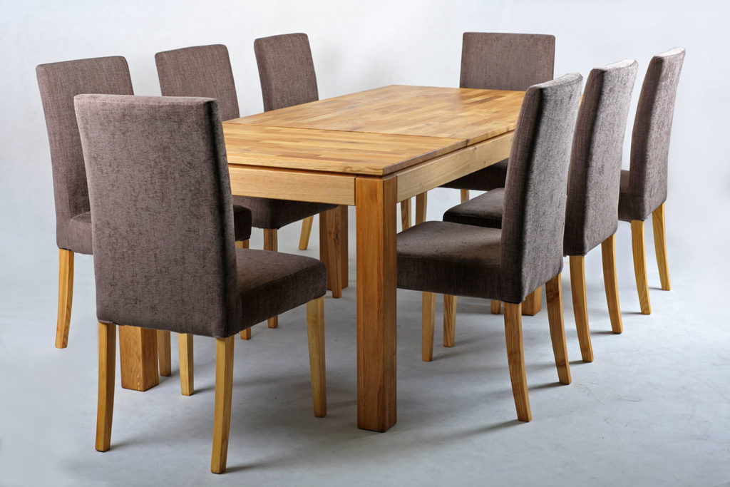 Dining tables with chairs
