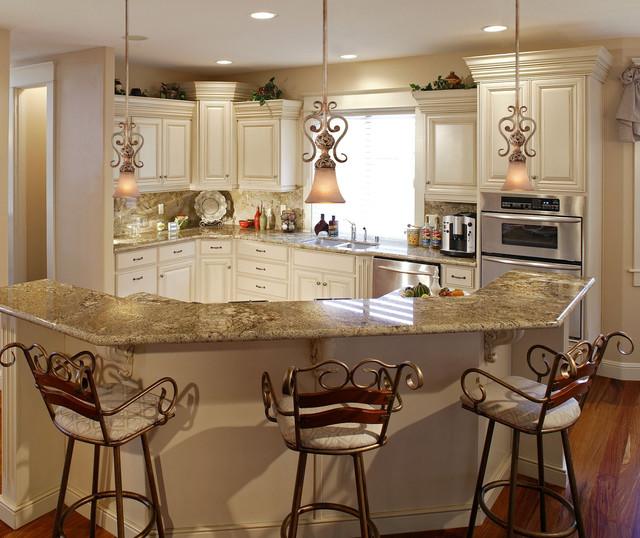 French country kitchen fixtures