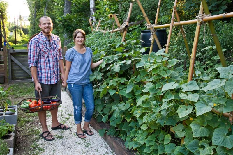 Growing An Urban Vegetable Garden Hawk Haven