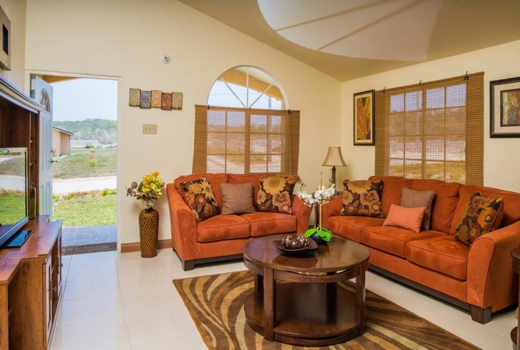 Jamaican living room designs