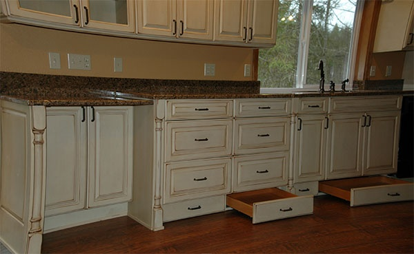 Kitchen cabinet toe kick ideas | Hawk Haven