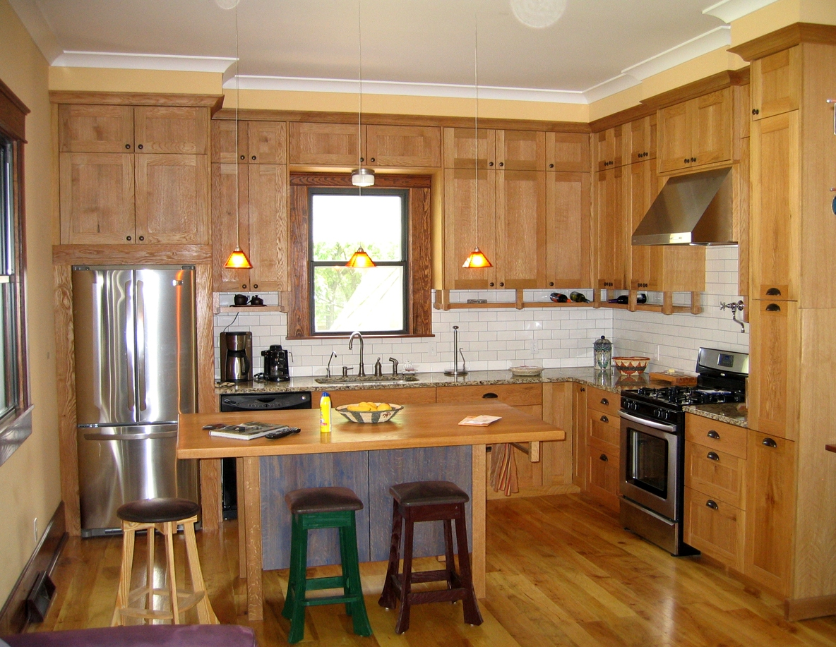 L shaped country kitchen designs | Hawk Haven