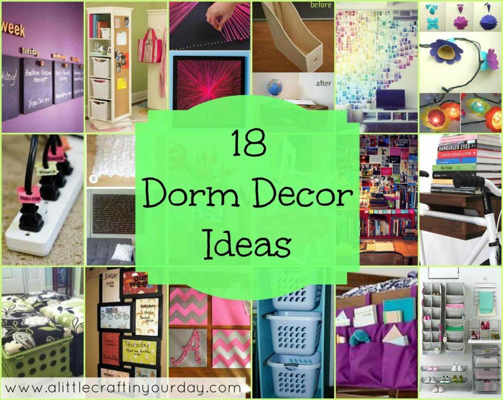 Little girl room craft ideas